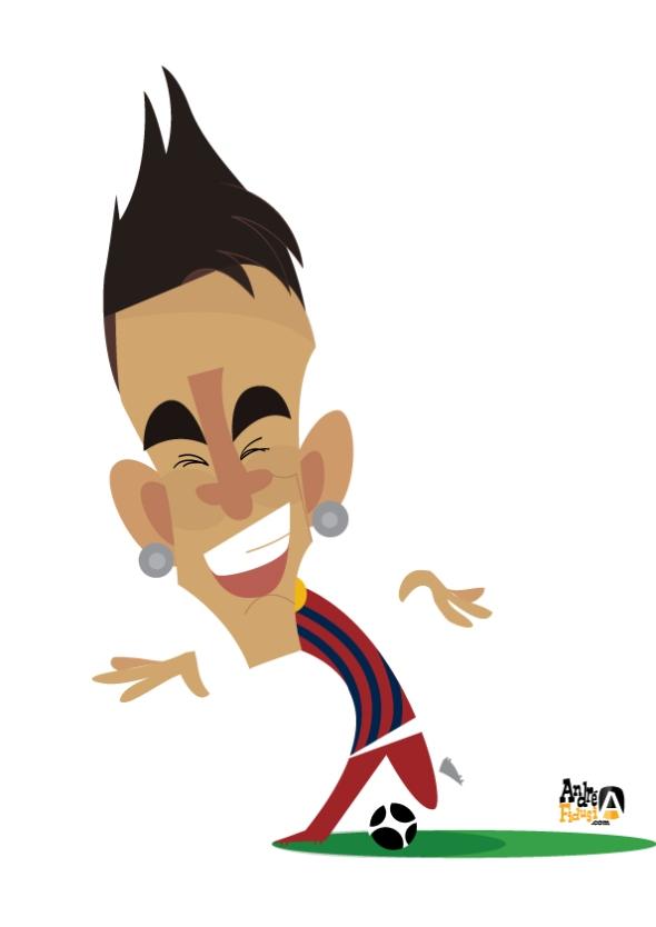 Neymar no Barça